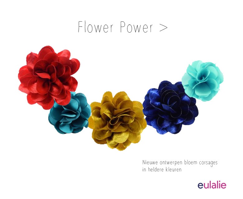 bloem corsage