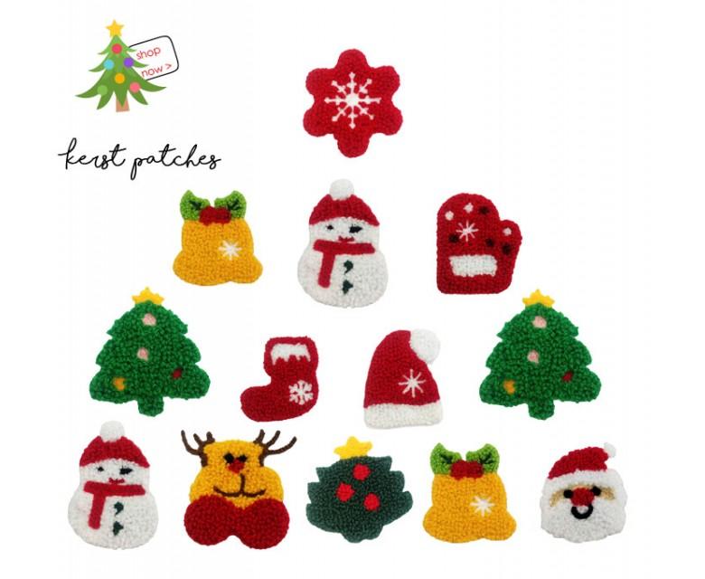 kerst patch set