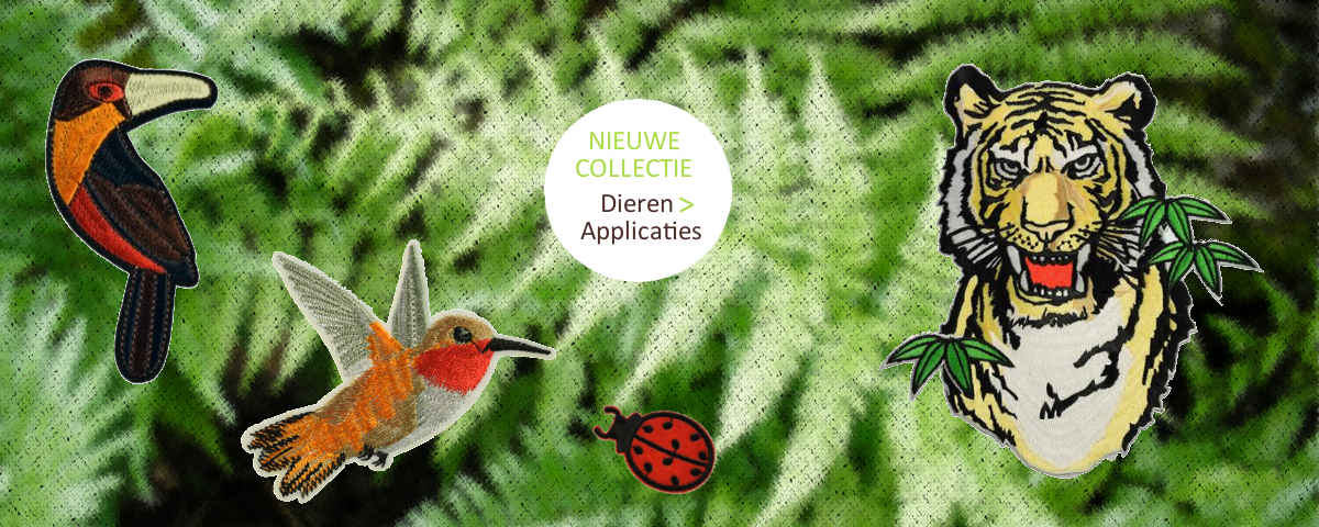dieren applicaties