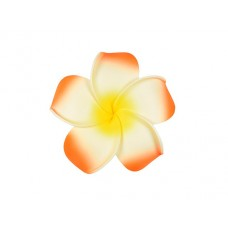 corsage hawaii oranje groot