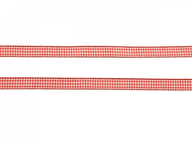 3 meter sierlint bakkersruit rood 10mm