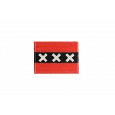 Amsterdamse vlag opstrijkbaar