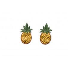 ananas patch 2 stuks