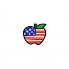 appel patch amerikaanse vlag