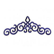 applicatie Agadir saffier blauw