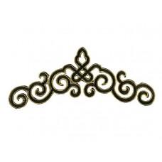 applicatie Agadir zwart goud