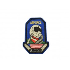 applicatie embleem airforce