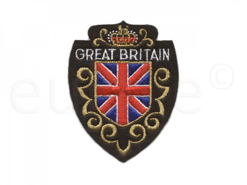 applicatie embleem Great Britain