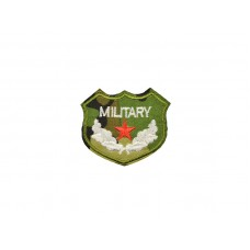 applicatie embleem military