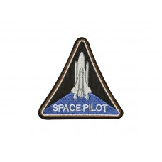 applicatie embleem space pilot