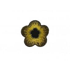 applicatie geranium geel goud