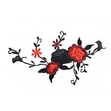 applicatie geranium rood