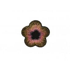 applicatie geranium roze goud
