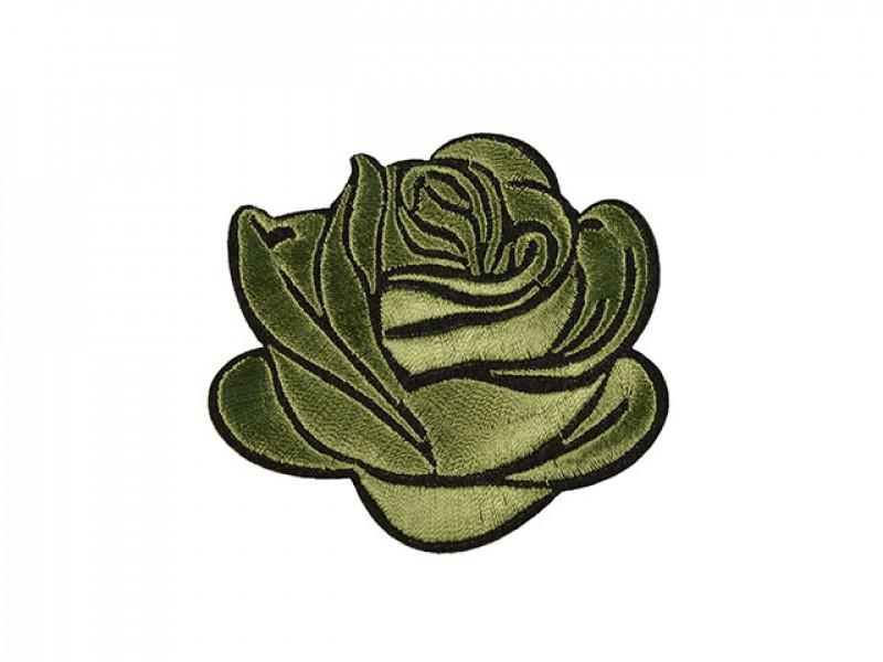 applicatie gestileerde roos taupe