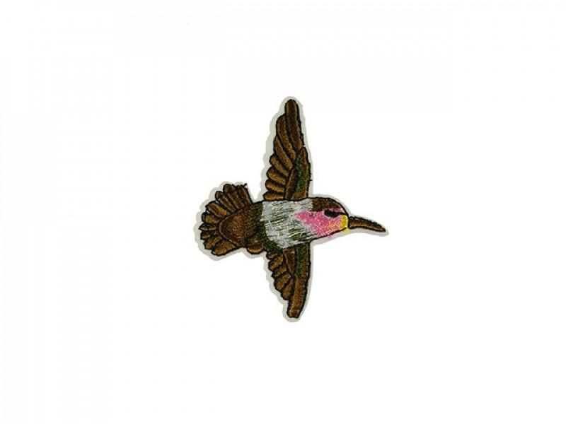 applicatie kolibri bruin