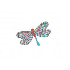 applicatie libelle turquoise