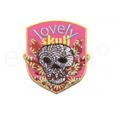 applicatie lovely skull
