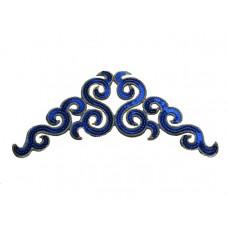 applicatie Meknes koningsblauw