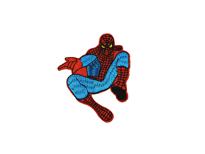 applicatie spiderman springend