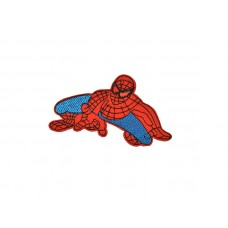 applicatie spiderman vliegend