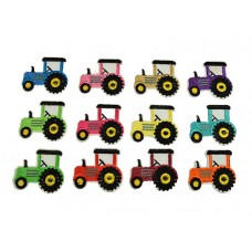 applicatie tractor set van 12