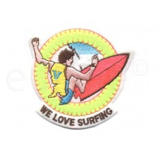 applicatie we love surfing