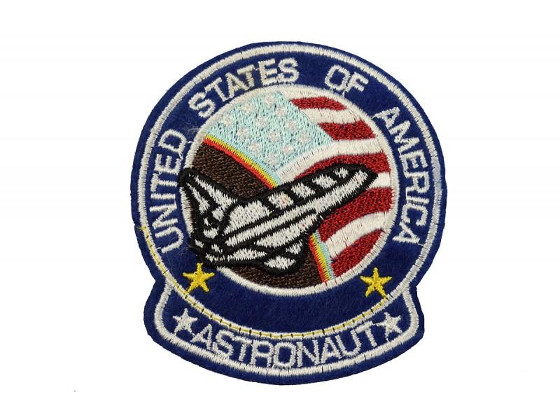 astronaut embleem patch USA