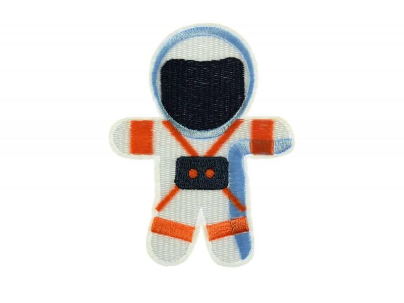 astronaut patch opstrijkbaar