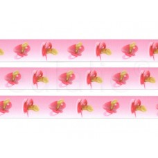 baby lint roze