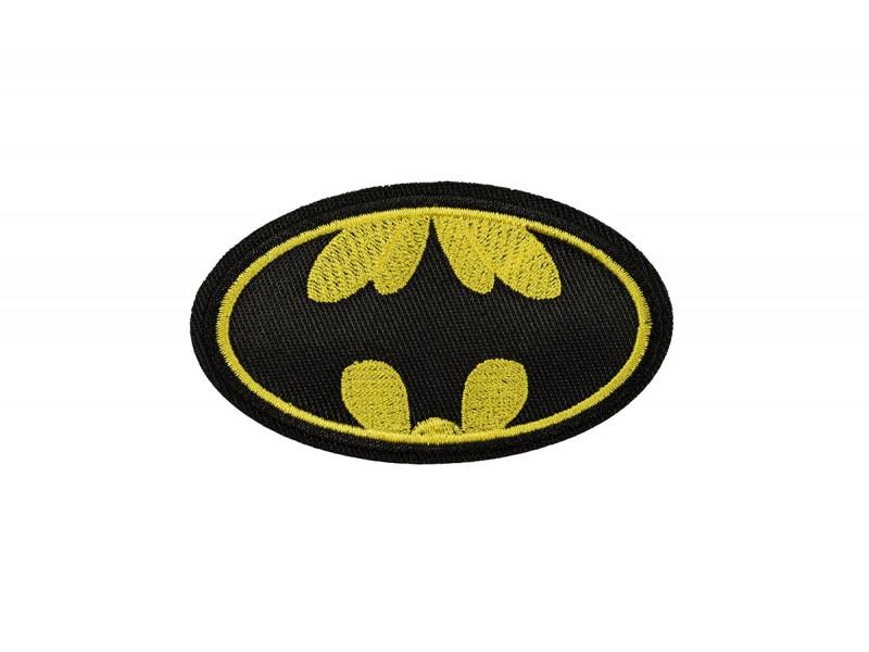 batman embleem geel zwart