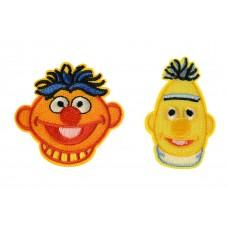 Bert en Ernie patch set