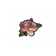 bloem applicatie poeder roze