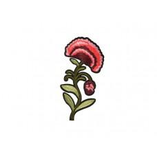 bloem applicatie roze bloem op tak