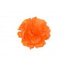 bloem corsage oranje azalea