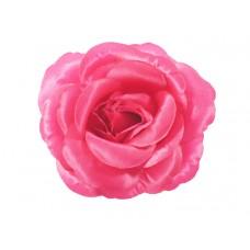 bloem corsage roos fuchsia