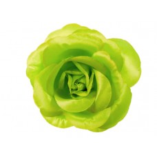 bloem corsage roos lime