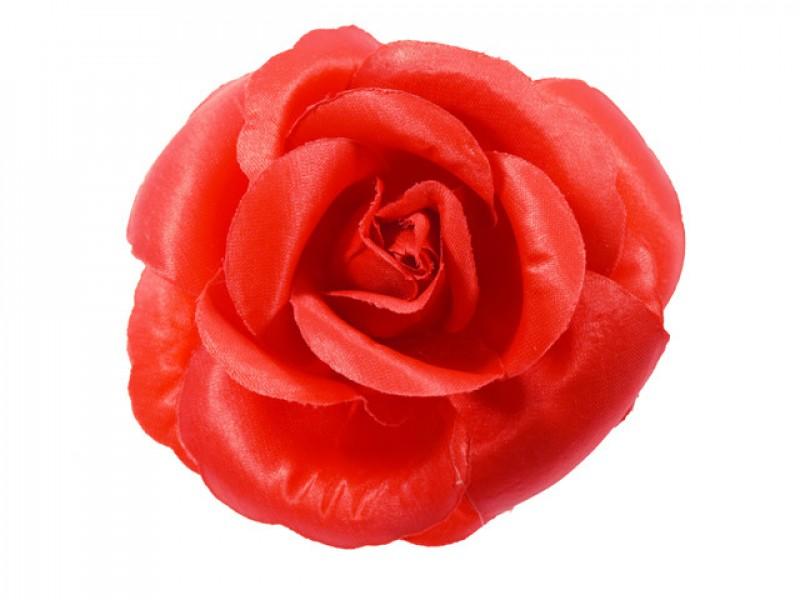 bloem corsage roos rood