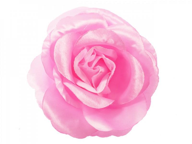 bloem corsage roos roze