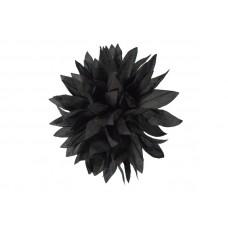 bloem corsage zwart dahlia