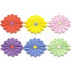 bloemen kant kleuren