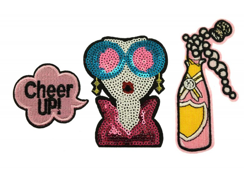 cheer up! patch set