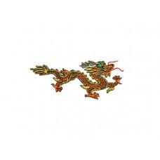chinese draak oranje