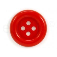 Clown knoop rood 7 cm