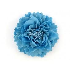 corsage dianthus aqua blauw