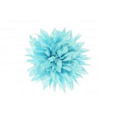 corsage engel blauw dahlia