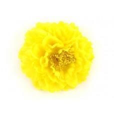 corsage geel