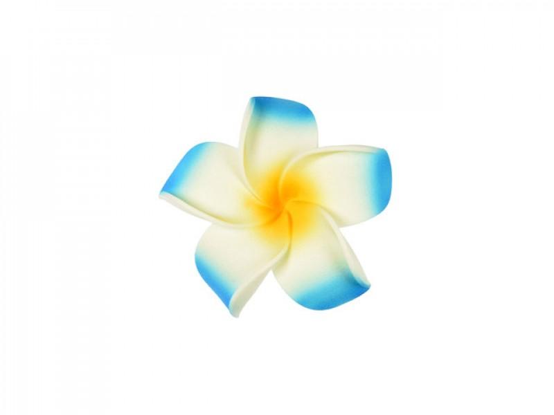corsage hawaii blauw middel