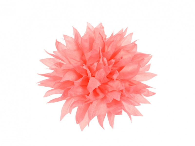 corsage licht roze dahlia
