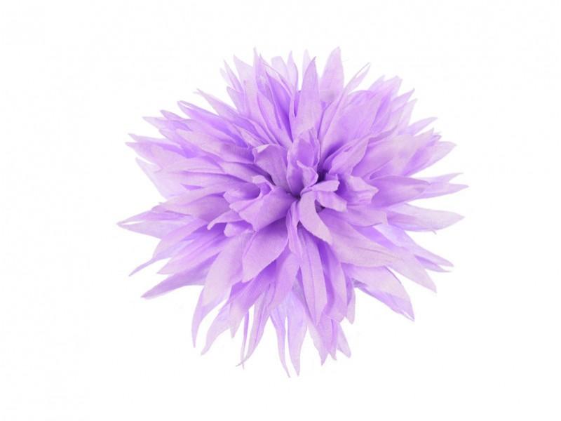 corsage lila dahlia