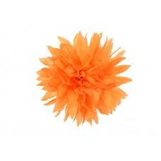 corsage oranje dahlia